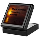 Dream Time Keepsake Box