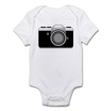 Camera Lover Infant Bodysuit