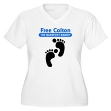 Free Colton Footprints T-Shirt