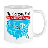 Colton Fly Map Mug