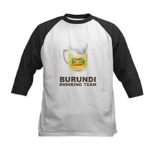 Burundi Drinking Team Tee
