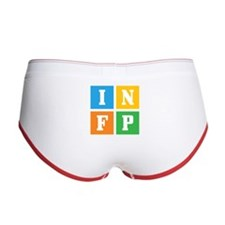Myers-Briggs INFP Women's Boy Brief