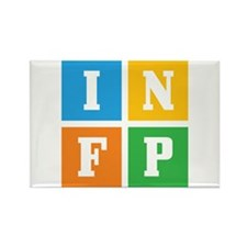 Myers-Briggs INFP Rectangle Magnet (10 pack)
