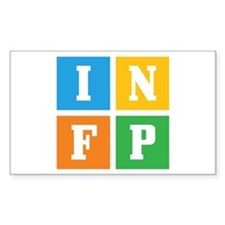 Myers-Briggs INFP Decal