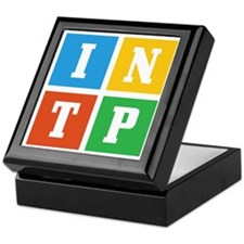 Myers-Briggs INTP Keepsake Box