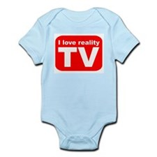 I LOVE REALITY TV AS SEEN ON  Infant Creeper