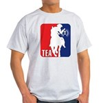 Tea Party Paul Revere Logo Light T-Shirt