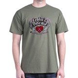 Crohn's Disease Wings T-Shirt