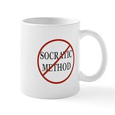 No Socratic Method Mug