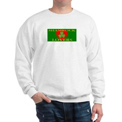 Shamrock Lovers Logo TM/BR Sweatshirt