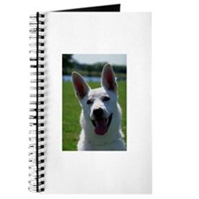 White German Shepherd Photo Journal