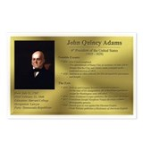 06: John Quincy Adams Postcards (8 Pack)