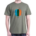 Dual Locke Dark T-Shirt