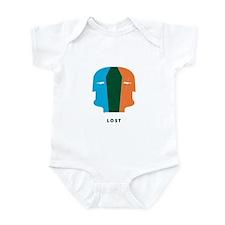 Dual Locke Infant Bodysuit