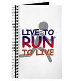 Live to Run Journal