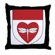 Giovanna's Throw Pillow