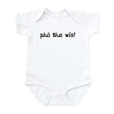 Pho The Win! Infant Bodysuit
