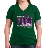 Cystic Fibrosis Purple For My Shirt