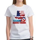 Texans Against Obama Tee