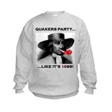 Quakers Party Sweatshirt