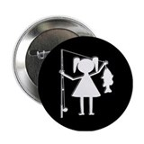 "REEL GIRL 2.25"" Button"