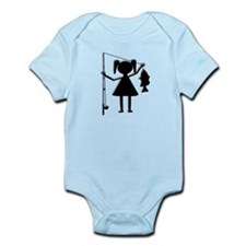 REEL GIRL Infant Bodysuit