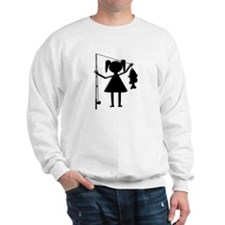 REEL GIRL Sweatshirt