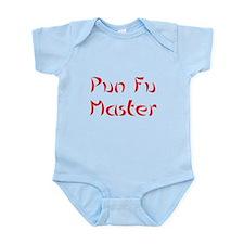 Pun Fu Master Infant Bodysuit