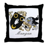 Mangan Sept Throw Pillow