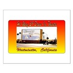 Hi-Way 39 Drive-In Theatre Small Poster