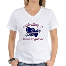 35th wedding anniversary Shirt