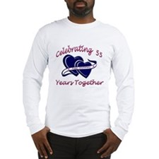 Funny Anniversary Long Sleeve T-Shirt