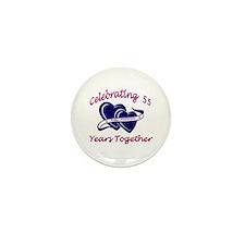 Unique Favors Mini Button (100 pack)