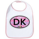 Duck NC - Oval Design Bib