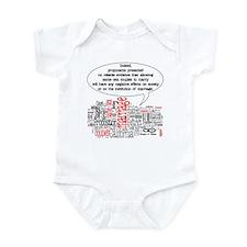 PROP H8 (2) Infant Bodysuit