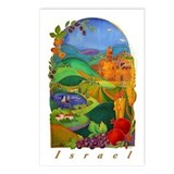 Land Of Israel Postcards (Package of 8)