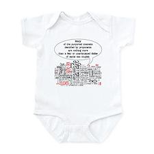 PROP H8 (3) Infant Bodysuit