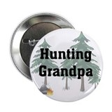 Hunting Grandpa Button