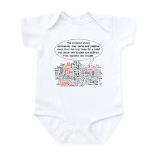 PROP H8 (4) Infant Bodysuit
