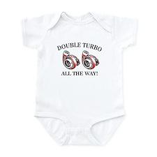 Double Turbo Infant Bodysuit