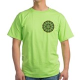 Feathered Kiss Mandala 2 T-Shirt