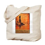 Liberty Shall Not Perish Tote Bag
