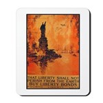 Liberty Shall Not Perish Mousepad