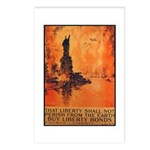 Liberty Shall Not Perish Postcards (Package of 8)