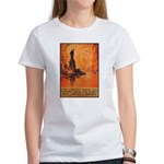 Liberty Shall Not Perish (Front) Women's T-Shirt
