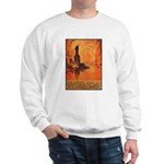 Liberty Shall Not Perish (Front) Sweatshirt