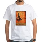 Liberty Shall Not Perish White T-Shirt