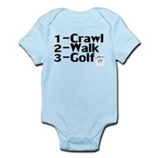 Baby Golfer Infant Bodysuit