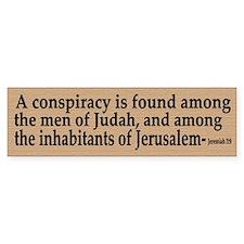 Israeli Conspiracy