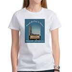 Norwalk Blvd Drive-In Theatre Women's T-Shirt